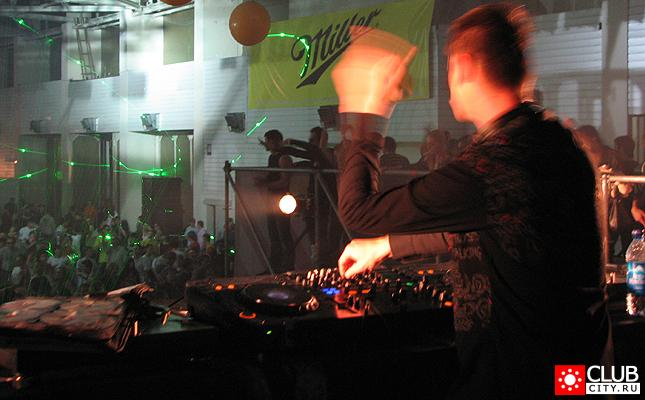 Фото #3 - GATECRASHER LIVE IN N.NOVGOROD 15 декабря 2007 Новгородская ярмарка, павильон 1 Н. Новгород