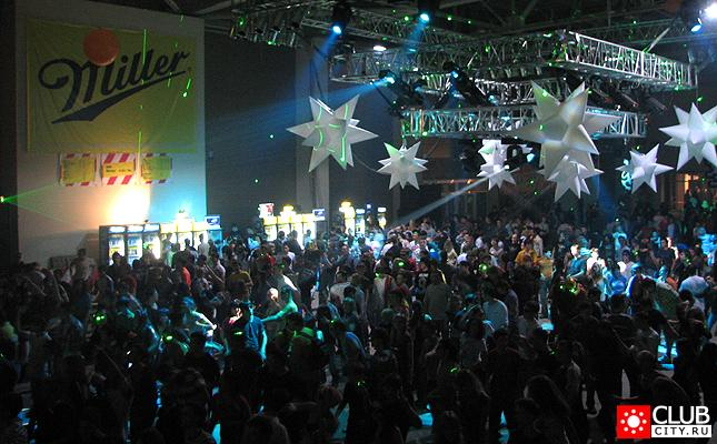 Фото #5 - GATECRASHER LIVE IN N.NOVGOROD 15 декабря 2007 Новгородская ярмарка, павильон 1 Н. Новгород
